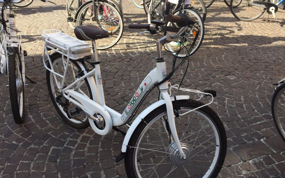 Bike Sharing a Pontedera e Cascina